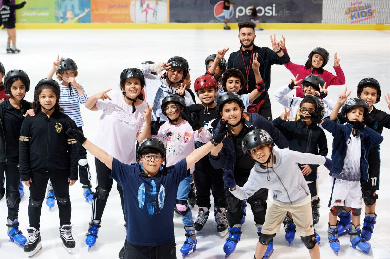 Summer Camps at Zayed Sports City
