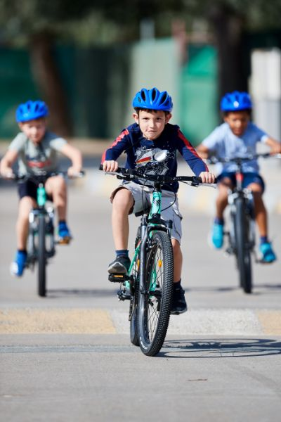 Cycling for kids has many benefits.