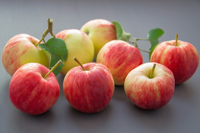 Fresh apple fruits can be good for health