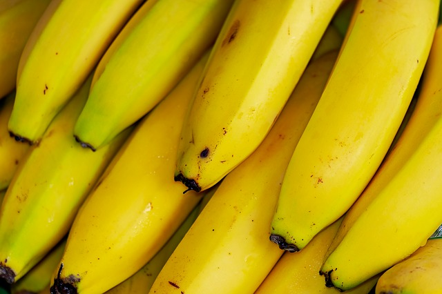 Bananas are good for the digestive system