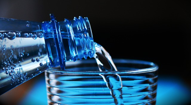 Water helps hydrate the body. Home Remedy