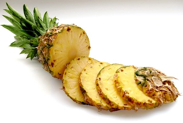 Pineapples are good to cure cough