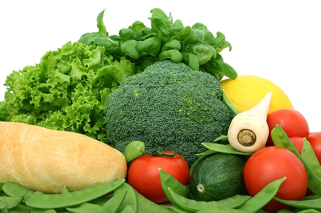 Healthy diet is another home remedies to reduce bad breath