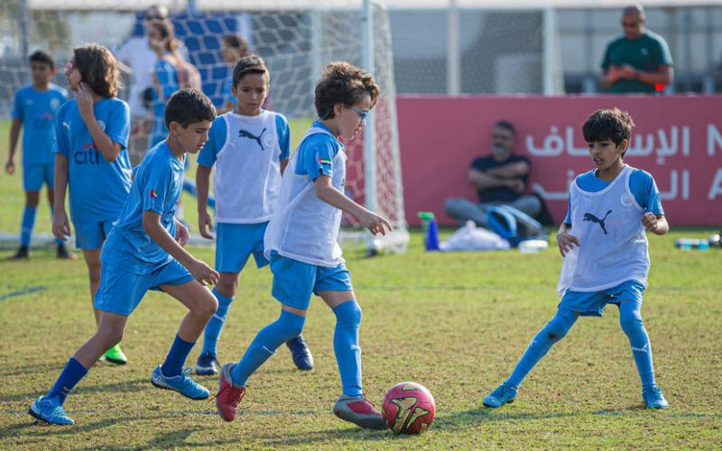 Manchester City Football Schools Increases Its Presence Across UAE