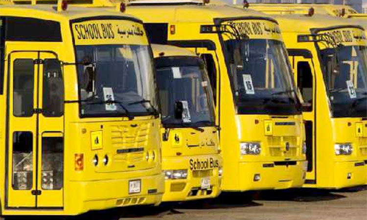 Children, Staff And School Bus Drivers In Abu Dhabi To Follow Rules And Regulations