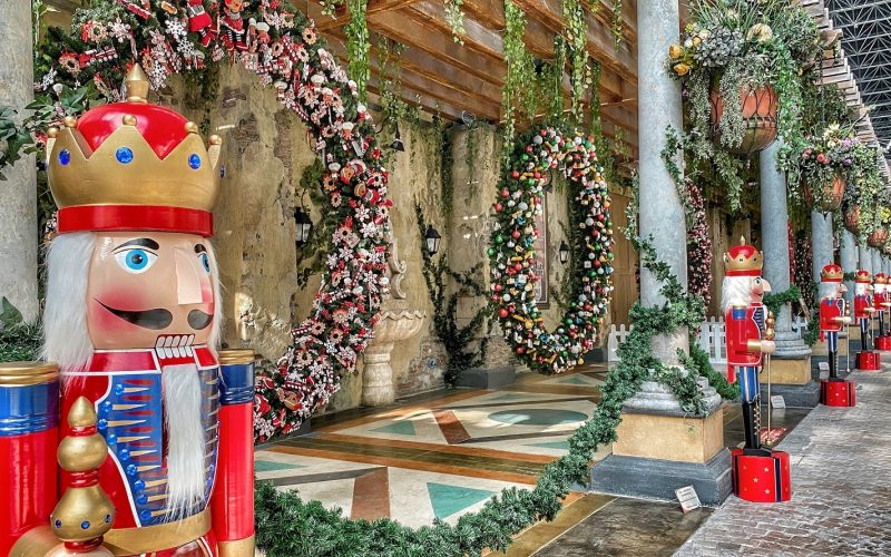 How Yas Island Has Turned Into A Festive Wonderland